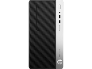 HP ProDesk 400 G6 Microtower PC's
