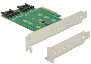 Delock 3 x M.2 (NVMe) PCIe Interface