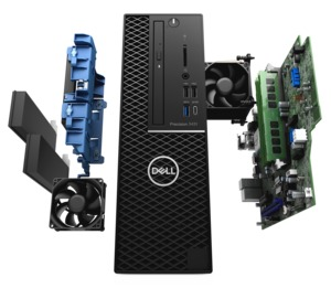 Stations de travail tour Dell Precision 3431