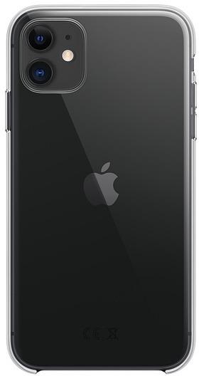 FUNDA APPLE IPHONE 11 PRO MAX - TRANSPARENTE - MX0H2ZM/A