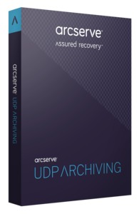ARCserve Cloud Archiving