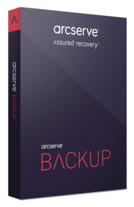 ARCserve Backup Maintenance Renewal