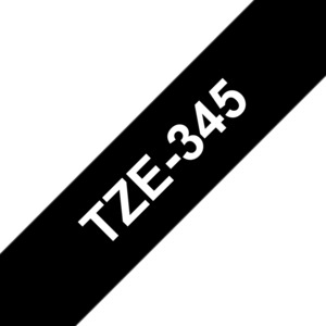 Fita de etiquetagem TZe-345 Brother