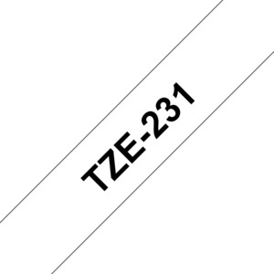 Brother TZe-231 Labelling Tape