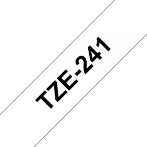 Fita de etiquetagem TZe-241 Brother