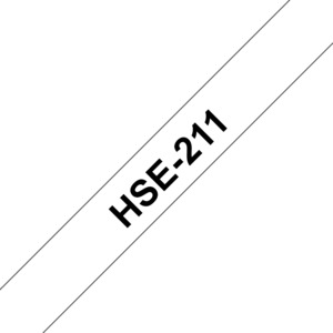 Brother HSe-211 White 5.8mm