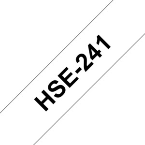 Brother HSe-241 White 17.7mm