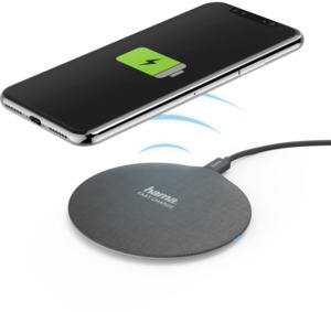 Hama FC10 Metal Qi Charger
