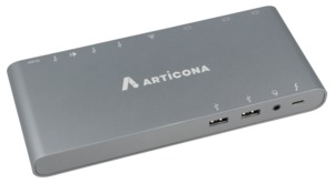 ARTICONA Thunderbolt3 Dock DP/HDMI/VGA