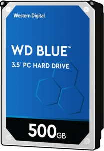 WD Blue HDD 500GB