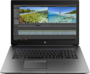 HP ZBook 17 G6 Mobile Workstations