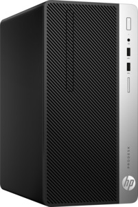 HP ProDesk 400 G6 Microtower PC