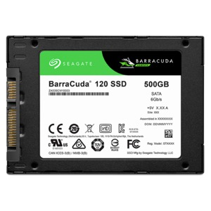 Seagate Barracuda 120 interne SSDs