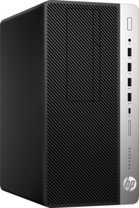 HP ProDesk 600 G5 Microtower PCs