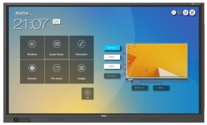 Newline RS+ Touch Monitore
