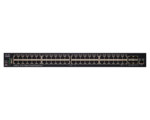 Cisco Small Business 350X Stackable Manages Switches