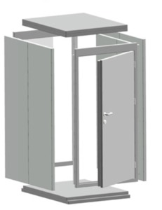 Lehmann Fireproof Racks