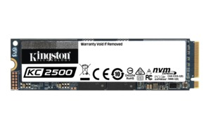 Kingston KC2500 internal SSD