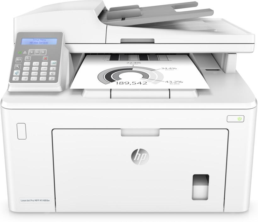 Comprar MFP HP LaserJet Pro M148fdw (4PA42A#B19)