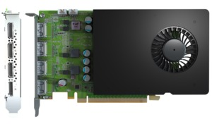 Matrox D-Series Video Cards