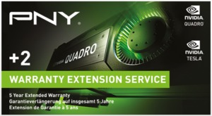 PNY Video Card Warranty Extension