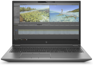Workstation mobili HP ZBook Fury 15 G7