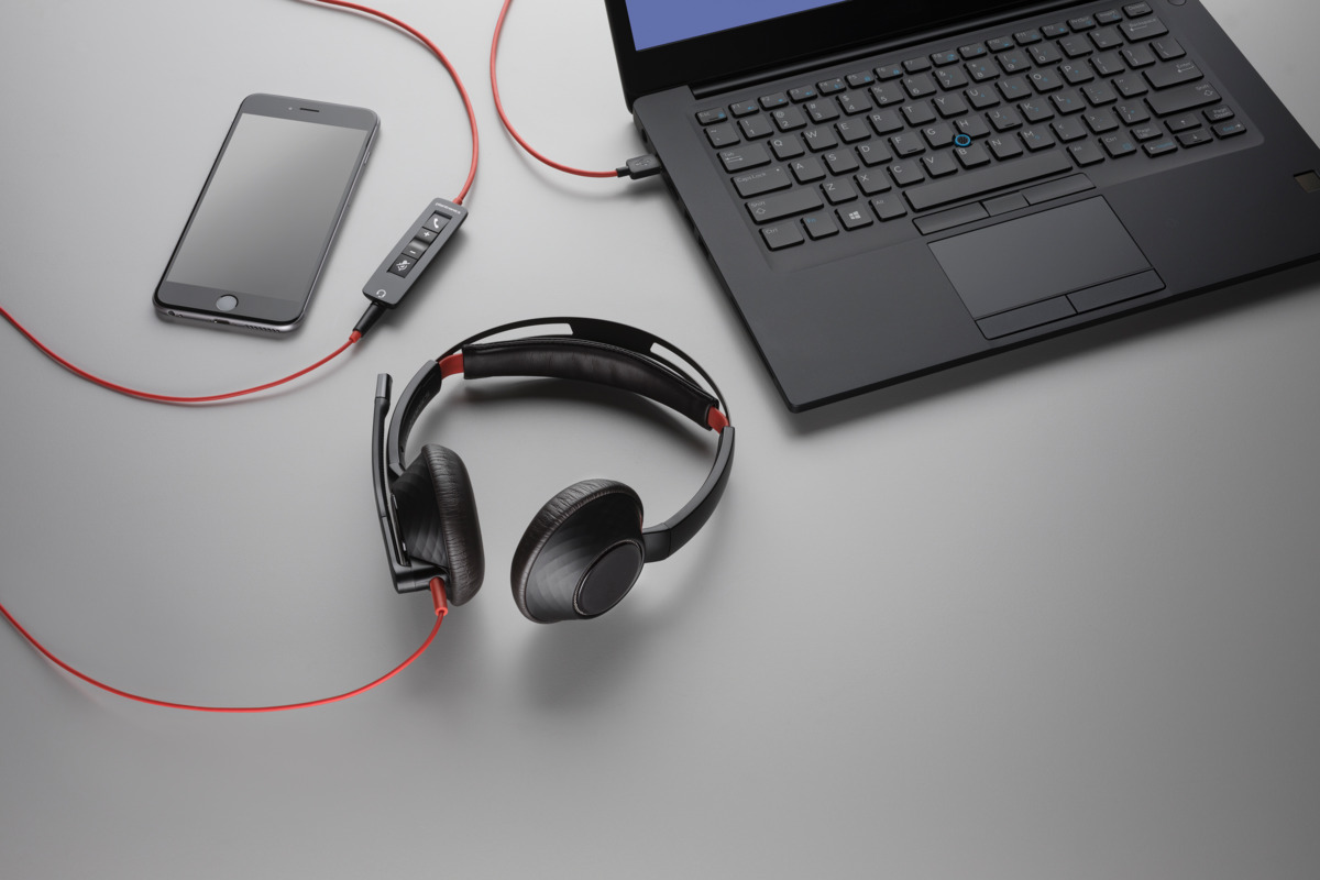 Buy Poly Blackwire 5220 USB-A Headset (207576-201)