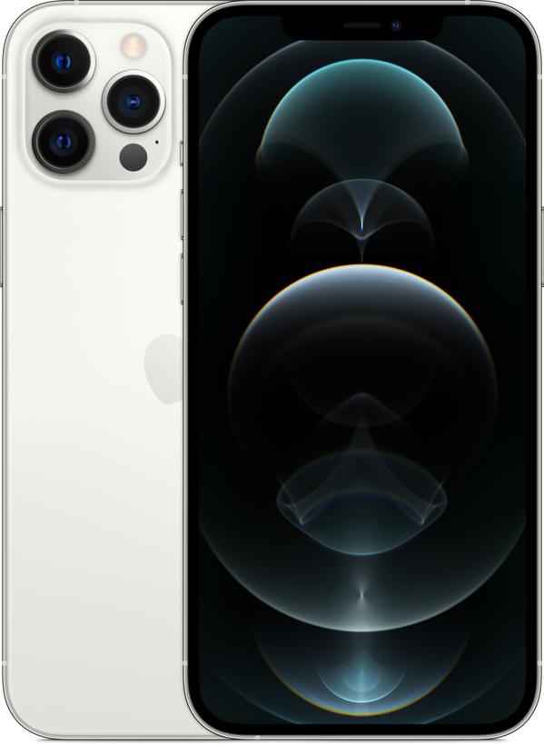 Apple iPhone 12 Pro Max 128 Go, argent