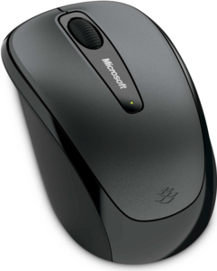 MS Wireless Mobile Mouse 3500 Business