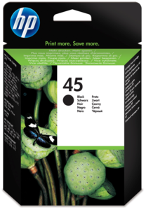 HP 45 Ink Black Large