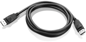 Lenovo DP to DP 1.8 m cable