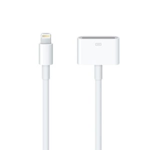 Apple Lightning to 30-pin Adapter, 0.2m