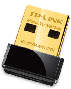 TP-LINK TL-WN725 Wireless N USB Adapter
