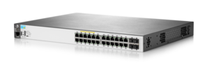 HPE Aruba 2530-24G-PoE+ Switch