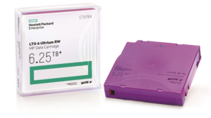 HPE LTO 6 Ultrium (MP) Tape