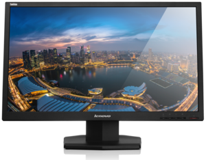 Lenovo ThinkVision LT2423 Monitor Top
