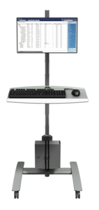 Dataflex Viewmate Combo Trolley