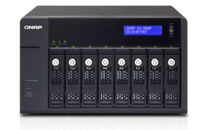 QNAP UX-800P 8-Bay Expansion