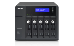 QNAP UX-500P 5-Bay Expansion