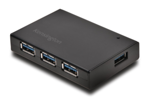 Kensington UH4000C 4-port USB 3.0 Hub