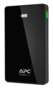 APC Mobile Powerbank 10000mAh Black