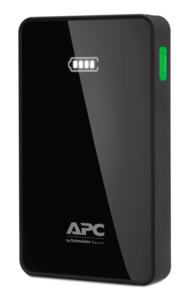 APC Mobile Power Pack 5000 mAh Black