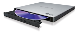 LG GP57ES40 Slim Portable DVD Burner