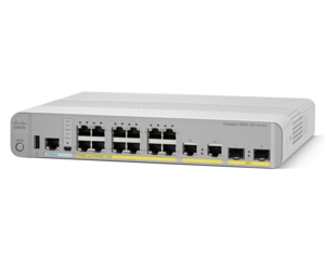 Cisco Catalyst 3560CX-8PC-S Switch